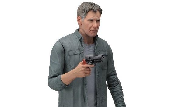 NECA presenta le action figures dei due cacciatori di replicanti di Blade Runner 2049