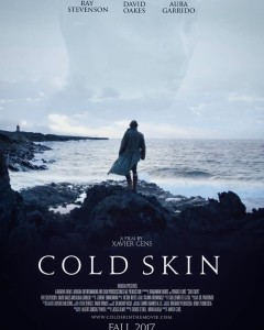 Cold Skin gens film poster