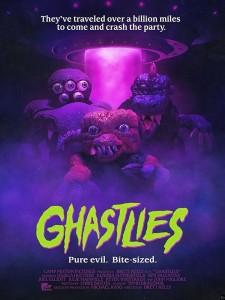 Ghastlies poster film