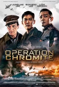 Poster Operation Chromite
