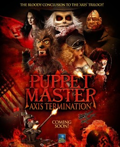 Puppet Master Axis Termination poster