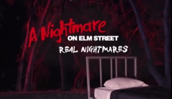 Emergono le immagini di Real Nightmares, reality show presentato da Freddy Krueger