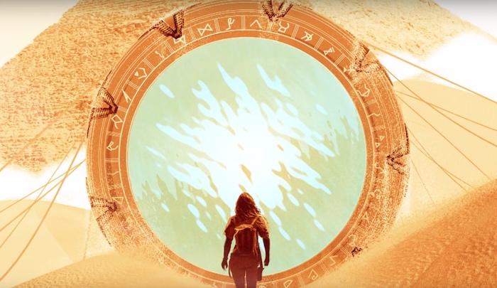 Stargate Origins: poster e trama per la web serie prequel del classico di Roland Emmerich