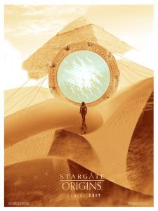 STARGATE - ORIGINS