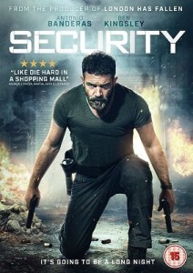 Security poster film