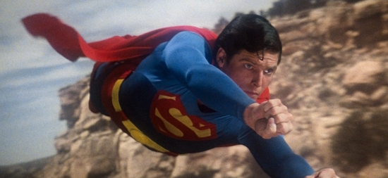 Superman risalente 19 anno vecchio