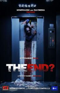 giorno la fine The End poster
