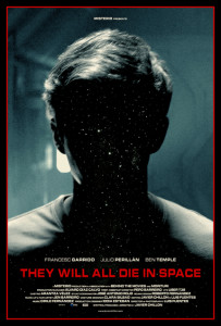 They will all die in the Space poster