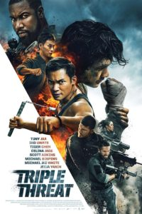 Triple Threat (2019) film poster