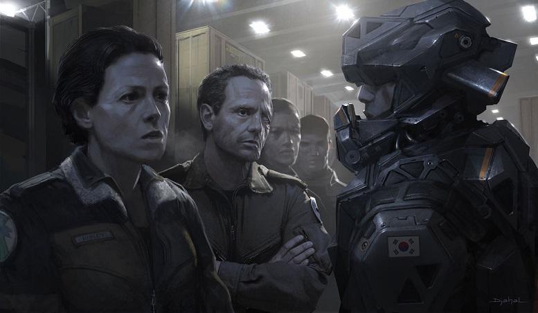"""Neill Blomkamp: """"Inizialmente, il mio Alien 5 non prevedeva Ripley protagonista"""""""