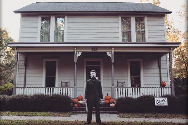 Chi vuole abitare nella casa replica di quella di Michael Myers in Halloween?