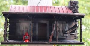 casetta per uccelli La Casa