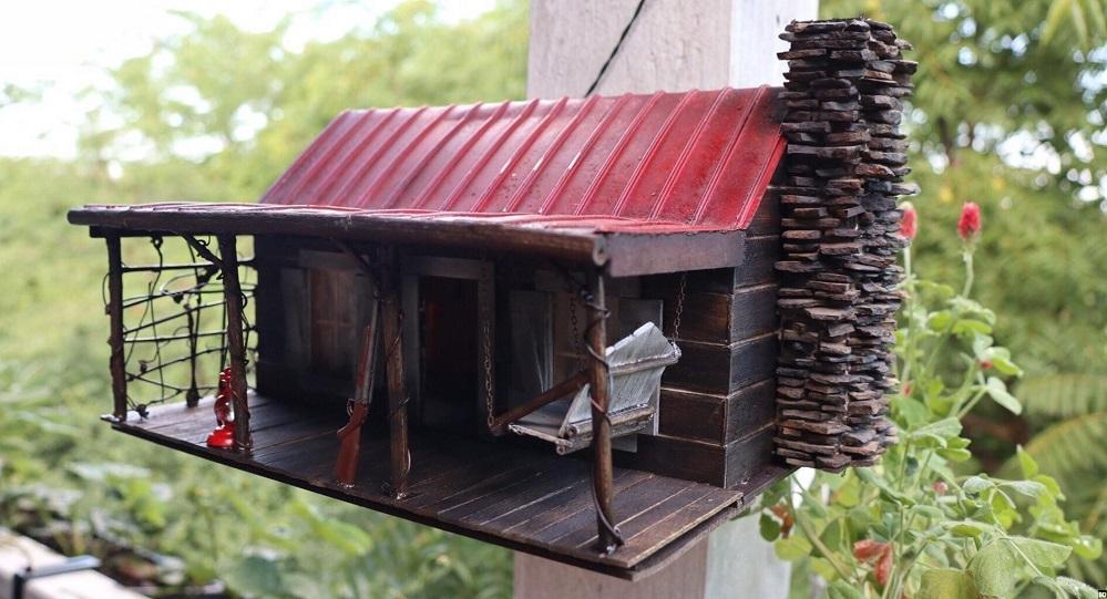 casetta uccelli La Casa