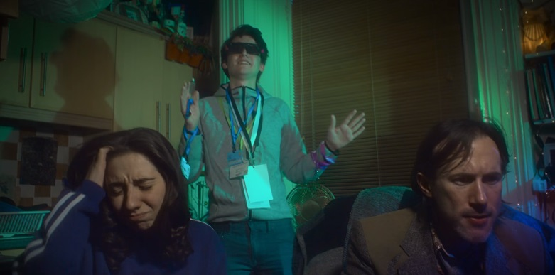 [cortometraggio] Exchangers vende sul mercato nero abilità speciali per gli esseri umani