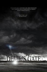 devil's gate poster 2017