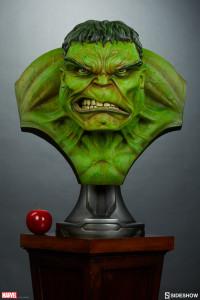 hulk busto sideshow