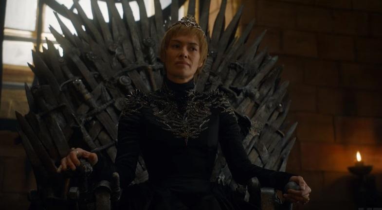 il trono di spade cersei