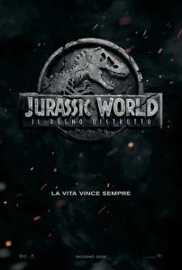 jurassic world 2 regno distrutto