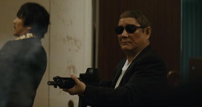 Takeshi Kitano armato e molto pericoloso nel full trailer di Outrage: Coda