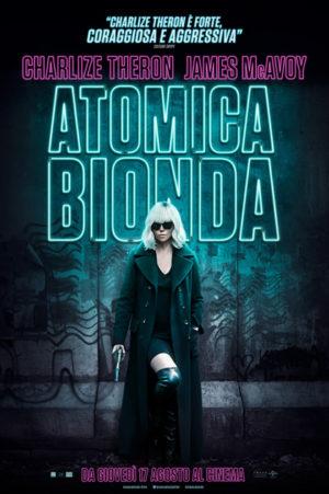 locandina atomica bionda