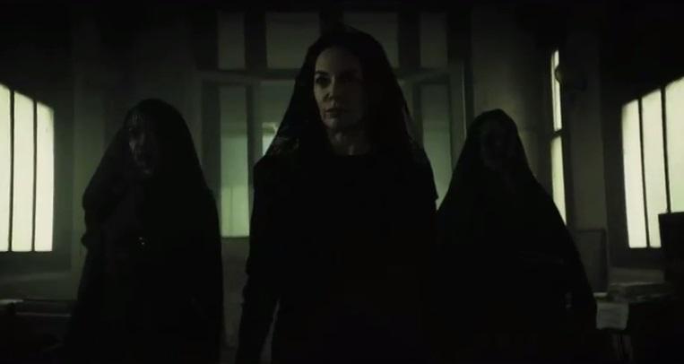 Nel trailer di Musa, Jaume Balagueró rilegge le sette protettrici della arti in chiave horror