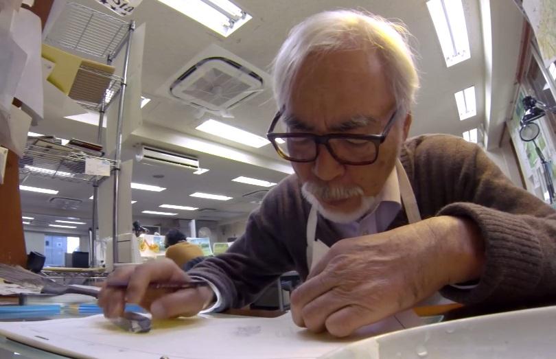 Date di uscita italiane per il docufilm Never Ending Man: Hayao Miyazaki e per La forma della voce di Naoko Yamada