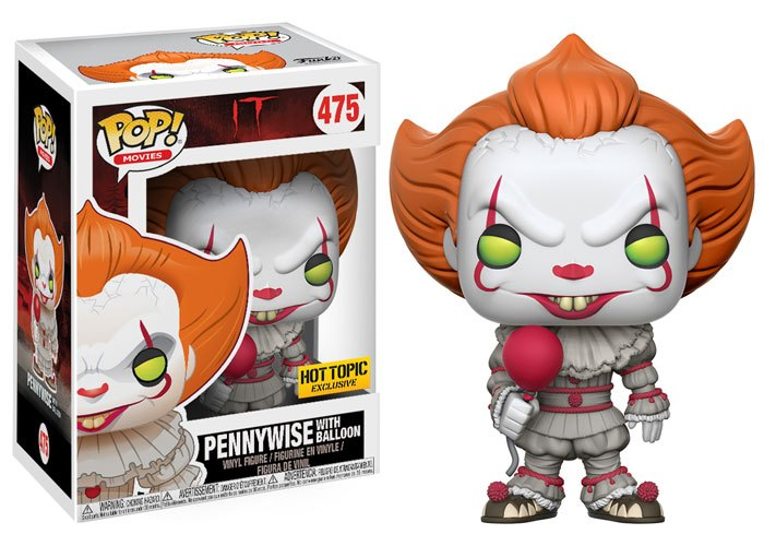 pennywise funko pop 4