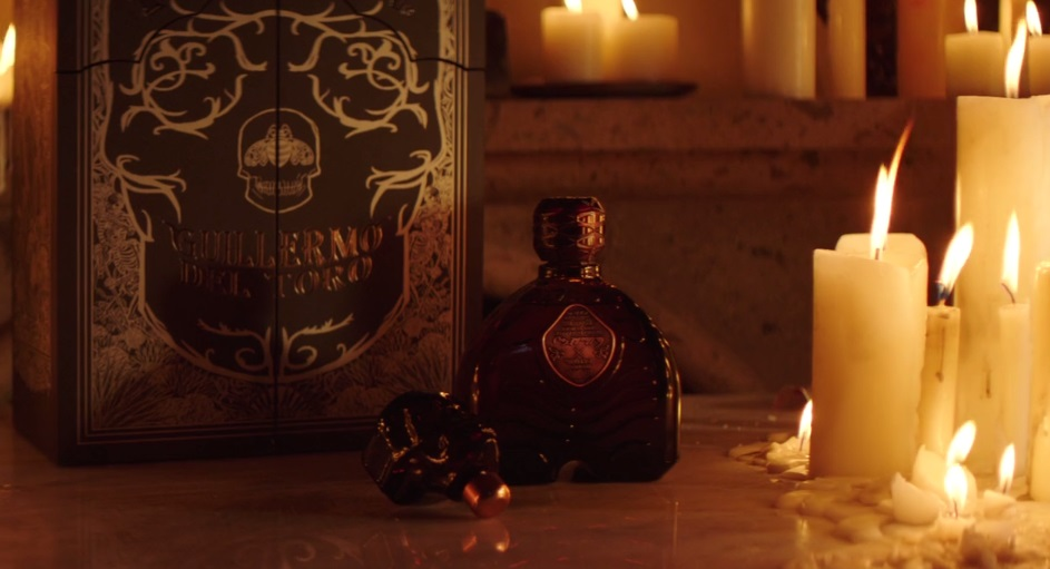 Guillermo del Toro e Patrón insieme per una Tequila limitata da brividi