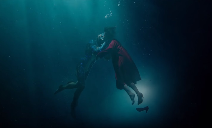the shape of water del toro