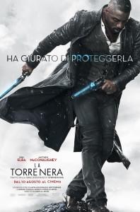 torre nera poster