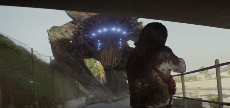 Frank Grillo e Iko Uwais contro gli alieni nel full trailer di Beyond Skyline