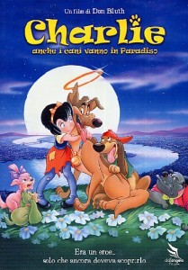 Charlie - Anche i cani vanno in paradiso poster