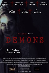 Demons poster doleac film