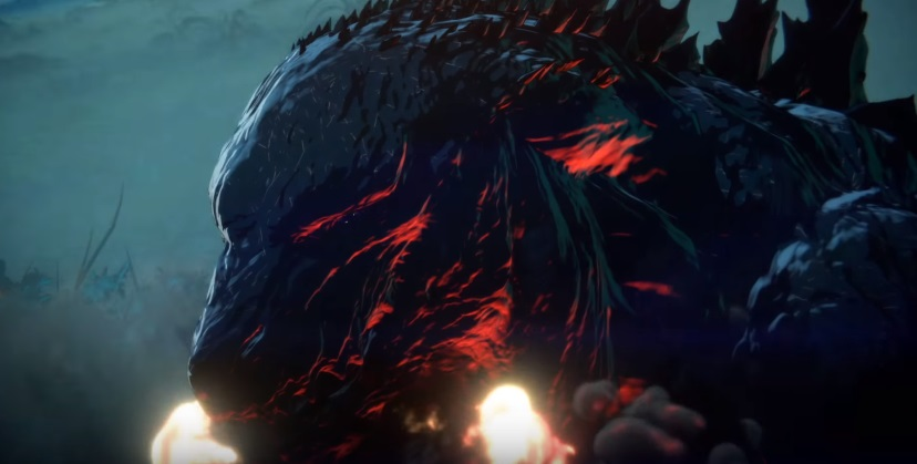 Godzilla Planet of the Monsters film