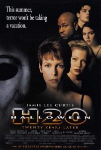 Halloween H20 - Venti anni dopo poster