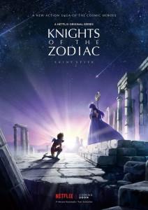 Knights of the Zodiac – Saint Seiya poster
