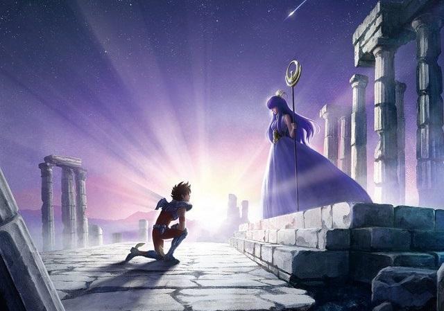 Netflix annuncia il reboot animato de I Cavalieri dello Zodiaco