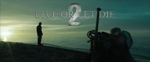 Live or Let Die 2 poster
