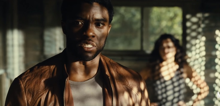 Message from the King boseman