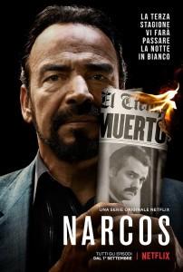 NARCOS 3 poster