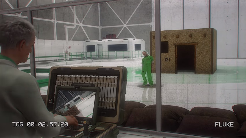 [cortometraggio] Neill Blomkamp testa una terribile arma in motion capture con Kapture Fluke degli Oats Studios