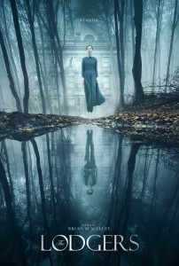 The Lodgers poster film