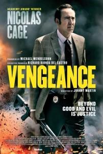 Vengeance A Love Story poster