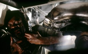 Yaphet Kotto alien film