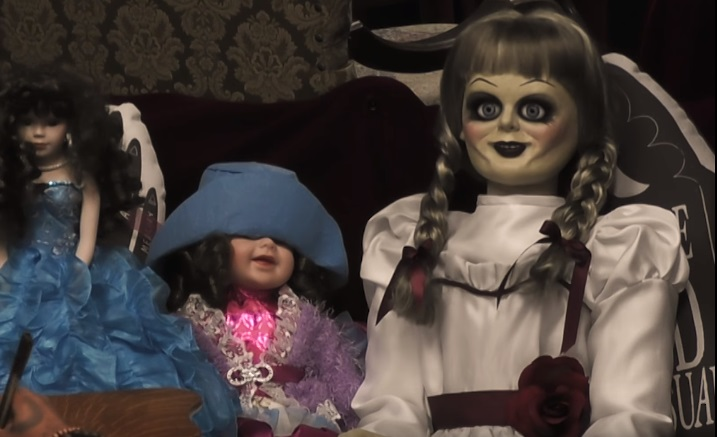 annabelle candid camera