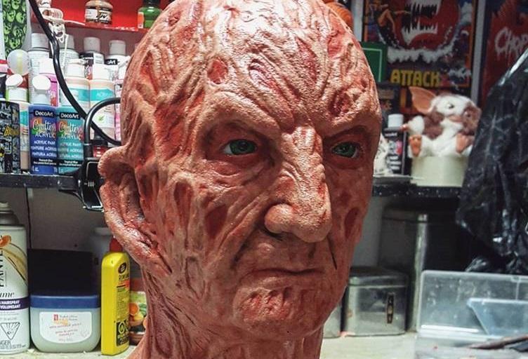 Nightmare: tre nuovi busti in scala 1:1 super dettagliati per Freddy Krueger
