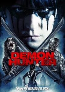 demon hunter film Zoe Kavanagh poster