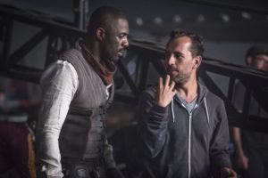 Idris Elba torre nera arcel
