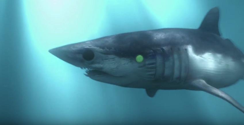 Un tiranno governa la Terra sommersa con un esercito di squali nel trailer di Empire of the Sharks