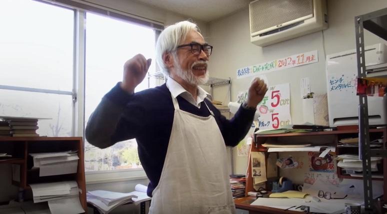 Hayao Miyazaki ha trovato i collaboratori per un nuovo lungometraggio animato segretissimo!